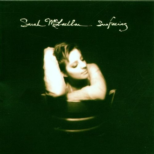 Sarah McLachlan, Angel, Piano, Vocal & Guitar (Right-Hand Melody)