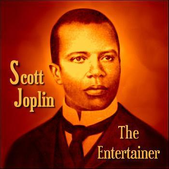 Scott Joplin, The Entertainer, Piano