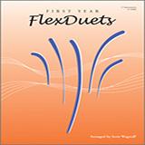 Scott Wagstaff First Year FLexDuets - Eb Instruments Sheet Music and PDF music score - SKU 125050