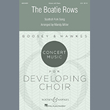Scottish Folksong The Boatie Rows (arr. Mandy Miller) Sheet Music and PDF music score - SKU 434186