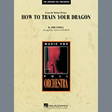 Sean O'Loughlin How to Train Your Dragon - Percussion 1 Sheet Music and PDF music score - SKU 344208