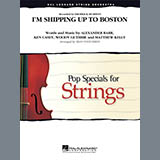 Sean O'Loughlin I'm Shipping Up To Boston - Violin 1 Sheet Music and PDF music score - SKU 313196
