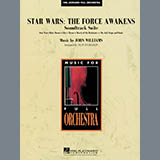 Sean O'Loughlin Star Wars: The Force Awakens Soundtrack Suite - Flute 2 Sheet Music and PDF music score - SKU 349116