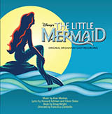 Sean Palmer Her Voice (from The Little Mermaid Musical) Sheet Music and PDF music score - SKU 417198