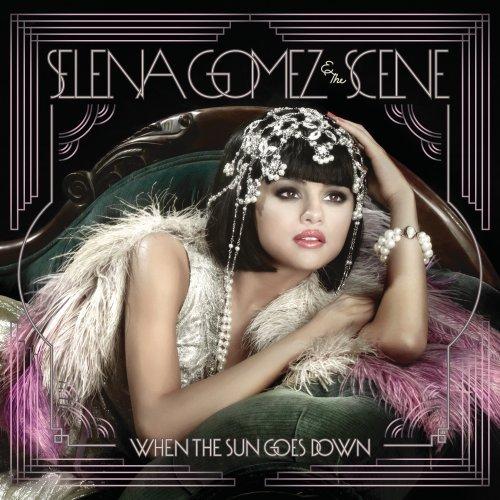 Selena Gomez, Whiplash, Piano, Vocal & Guitar (Right-Hand Melody)