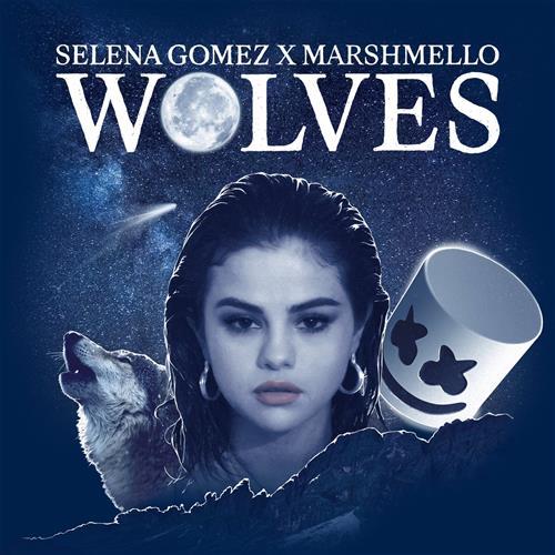 Selena Gomez & Marshmello, Wolves, Easy Piano