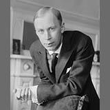 Sergei Prokofiev The Moon Strolls In The Meadows Sheet Music and PDF music score - SKU 73506