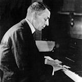 Sergei Rachmaninoff Preludes Op.32, No.5 Moderato Sheet Music and PDF music score - SKU 117645