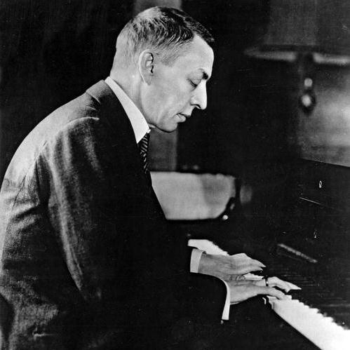 Sergei Rachmaninoff, Symphony No. 2, (Second Movement Theme), Piano