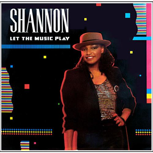 Shannon Let The Music Play profile image
