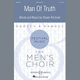 Shawn Kirchner Man Of Truth Sheet Music and PDF music score - SKU 415712