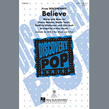 Shawn Mendes Believe (from Descendants) (arr. Audrey Snyder) Sheet Music and PDF music score - SKU 162313