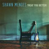 Shawn Mendes Treat You Better Sheet Music and PDF music score - SKU 181542