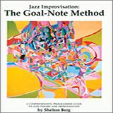 Shelton Berg Jazz Improvisation: The Goal-Note Method Sheet Music and PDF music score - SKU 380373