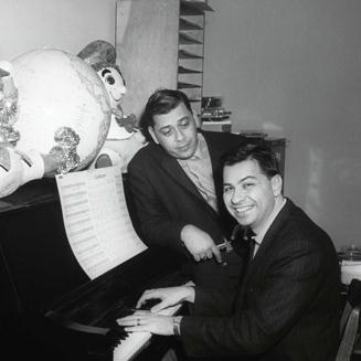 Sherman Brothers, It's A Small World, Piano, Vocal & Guitar (Right-Hand Melody)