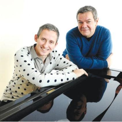 Sherman Brothers, Supercalifragilisticexpialidocious, Piano