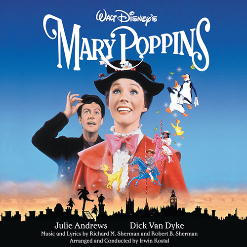 Sherman Brothers, Supercalifragilisticexpialidocious (from Mary Poppins), Violin Duet
