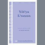 Sherry Kosinski Yih'yu L'ratzon (May the Words) Sheet Music and PDF music score - SKU 451677