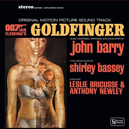 Shirley Bassey, Goldfinger (from James Bond: 'Goldfinger'), Clarinet