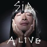 Sia Alive Sheet Music and PDF music score - SKU 122256
