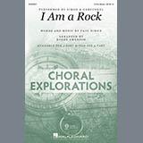 Simon & Garfunkel I Am A Rock (arr. Roger Emerson) Sheet Music and PDF music score - SKU 430632