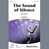 Simon & Garfunkel The Sound Of Silence (arr. Mark Hayes) Sheet Music and PDF music score - SKU 87669