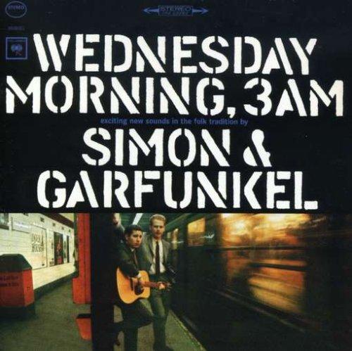 Simon & Garfunkel, The Sound Of Silence, Piano, Vocal & Guitar