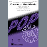 Sly And The Family Stone Dance To The Music - Synthesizer Sheet Music and PDF music score - SKU 311242