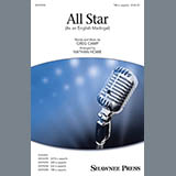 Smash Mouth All Star (As an English Madrigal) (arr. Nathan Howe) Sheet Music and PDF music score - SKU 428502