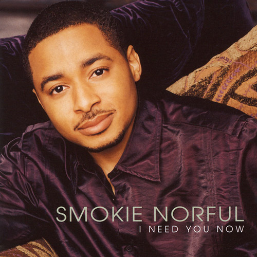 Smokie Norful It's All About You profile image