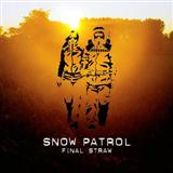 Snow Patrol Run Sheet Music and PDF music score - SKU 111358