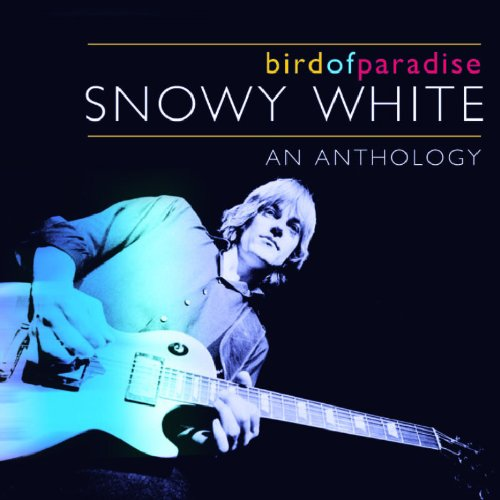 Snowy White Bird Of Paradise profile image