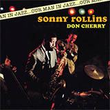 Sonny Rollins Doxy Sheet Music and PDF music score - SKU 152588