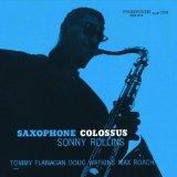 Sonny Rollins St Thomas Sheet Music and PDF music score - SKU 103860