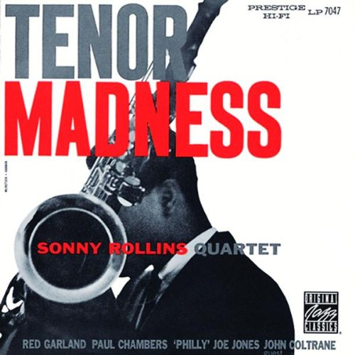 Sonny Rollins, Tenor Madness, Guitar Tab Play-Along