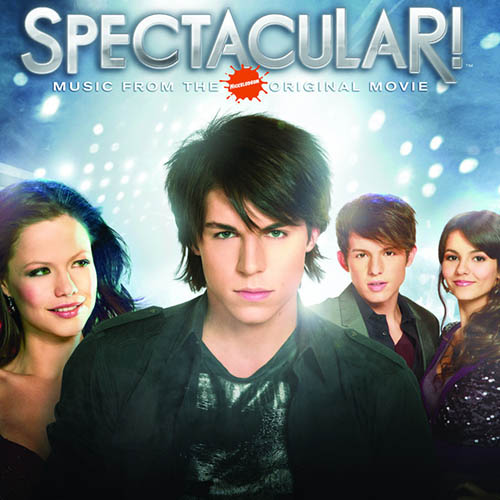 Spectacular! (Movie) Break My Heart profile image