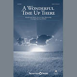 Pat Boone A Wonderful Time Up There (Everybody's Gonna Have A Wonderful Time Up There) (arr. Stan Pethel) Sheet Music and PDF music score - SKU 156871