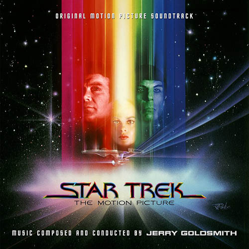 Jerry Goldsmith, Star Trek(R) The Motion Picture, Piano