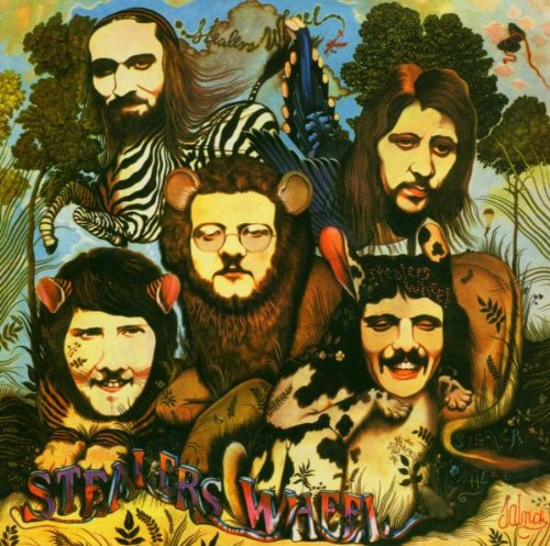 Stealers Wheel, Stuck In The Middle With You, Keyboard