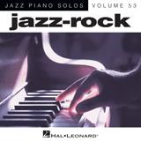 Steely Dan Rikki Don't Lose That Number [Jazz version] Sheet Music and PDF music score - SKU 254058