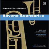 Steinmeyer & Raph Beyond Boundaries Sheet Music and PDF music score - SKU 124764