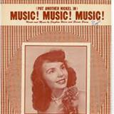 Stephan Weiss Music! Music! Music! (Put Another Nickel In) Sheet Music and PDF music score - SKU 23464