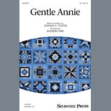 Stephen C. Foster Gentle Annie (arr. Andrew Parr) Sheet Music and PDF music score - SKU 427783