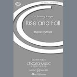Stephen Hatfield Rise And Fall Sheet Music and PDF music score - SKU 99776