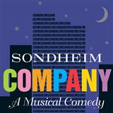 Stephen Sondheim Another Hundred People Sheet Music and PDF music score - SKU 18147