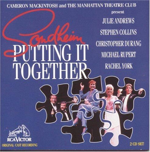 Stephen Sondheim Putting It Together profile image