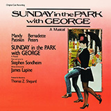 Stephen Sondheim Sunday (from Sunday in the Park with George) Sheet Music and PDF music score - SKU 426598