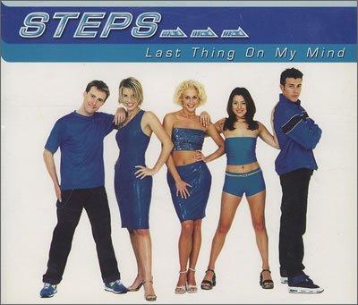 Steps, 5, 6, 7, 8, Piano, Vocal & Guitar