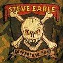 Steve Earle Copperhead Road Sheet Music and PDF music score - SKU 157800
