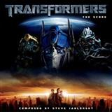 Steve Jablonsky Transformers - Arrival To Earth Sheet Music and PDF music score - SKU 125553